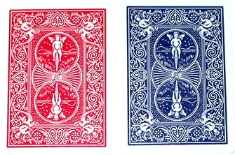 bicycle bridge playing cards