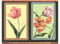Tulip Playing Cards For Bridge Games